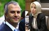 AKP'li kadın vekil nişanlandı