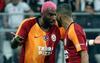 Galatasaray'da Babel ve Belhanda kavga etti