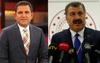 Fatih Portakal'dan Fahrettin Koca'ya şok sözler