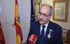 Gazeteci Doğan Tılıç'a İspanya Liyakat Nişanı