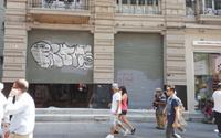 Tarihi cadde İstiklal'de dükkanlar, mağazalar kapanıyor...
