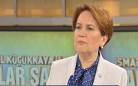 Meral Akşener'den canlı yayında ittifak açıklaması