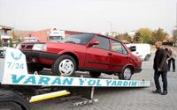 2002 model Doğan, 50 bin liraya yeni alıcısına gitti