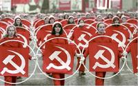 Ekim Devrimi'nin 100. yıl dönümü kutlandı işte o yılların fotoğrafları