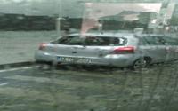 İstanbul sağanak yağışa teslim