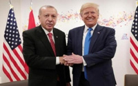 Trump'ın Erdoğan'a yazdığı ikinci mektup
