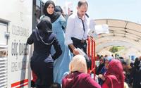 Erdoğan, vatandaşlık verilen Suriyeli sayısını açıkladı