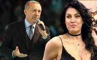 Şarkıcı Tuğba Ekinci'den Erdoğan paylaşımı: Daha çok gençsiniz!
