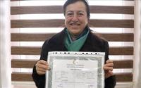 60 yaşında lise diplomasını aldı, hedefi üniversite...