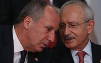 İnce'den Kılıçdaroğlu'na sitem: İftiraya uğrayana değil kaynaklık edene haber gönderiyor