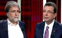 Ahmet Hakan'dan İmamoğlu'na teessüf..