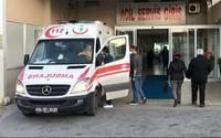 İstanbul'da Çinli çiftin sevk edildiği hastanede yoğun tedbir alındı