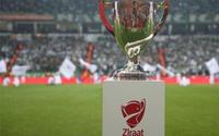 Ziraat Türkiye Kupası'nda çeyrek ve yarı final eşleşmeleri belli oldu