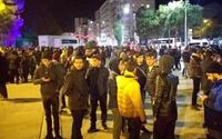 Halk sokaklara fırladı! Korkutan depremden ilk kareler