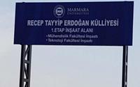 Marmara Üniversitesi, Külliye oluyor