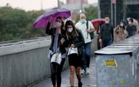Sıcak hava Türkiye'yi terkediyor,kış geliyor