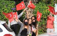 Cumhuriyet Bayramı heyecanı...