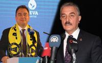 MHP'den Ali Babacan'a sert tepki:  Bahçeli için RTÜK'ten 18 yaş sınırı istemişti