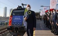 Çin'e giden lk ihracat treni geri döndü