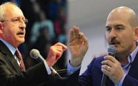 Soylu'dan Kılıçdaroğlu'na:İftira atıyor