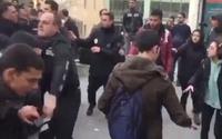 İstanbul Üniversitesinde özel güvenlik terörü