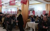 CHP'de liste kavgası: Otur lan yerine!