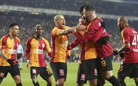 FIFA'dan Galatasaray'a kutlama mesajı