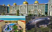 Diyanet'in lüks otellerde saunalı toplantısı...