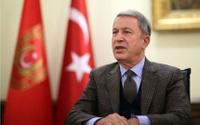 Hulusi Akar, birliklerin bulunduğu yerlerin Rusya'ya söylendiğini açıkladı