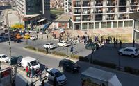 İstanbul Esenyurt'ta patlama! Yaralılar var