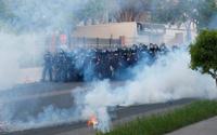 ABD'de protestolar artıyor: Gazeteciyi vurdular