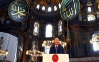 Ayasofya kararının ardından Erdoğan nerede açıklama yapacak ?