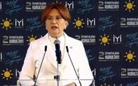 Meral Akşener'den Erdoğan'a sert sözler