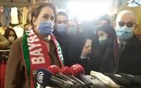 Esnaftan Meral Akşener'e: Başımıza çabuk gelmeniz lazım