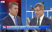 Davutoğlu: Bahçeli Kürtçeye Hakaret Ediyor
