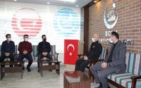 Jandarma Komutanı Ülkü Ocaklarını ziyaret etti