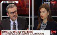 AKP'li Ünal Erdoğan'ın alacağı oyu açıkladı