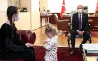 Kocasının kaynar suyla haşladığı kadın Kılıçdaroğlu ile görüştü