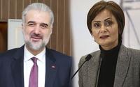 AKP'nin Yeni Başkanından Kaftancıoğlu'na Kahve daveti