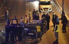 Makas attı, metrobüs yoluna girdi: 1 ölü