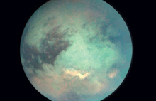 Satürn'ün uydusu Titan'da canlı hayat başlayabilir