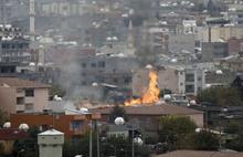 PKK, Silopi'yi terk eden vatandaşlara saldırdı