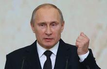 Putin kendiyle dalga geçilen videoyu görünce...