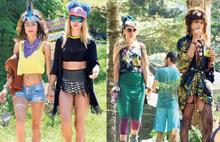 Dijital çağın hippileri Uludağ'da festivalde