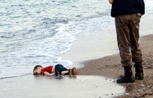 Suriyeli çocuğun cesedi dünyayı sarstı