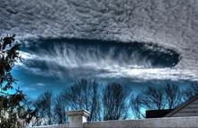 Bu bulut fotoğrafları şaşırtıyor