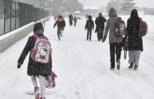 İstanbul'da okullara kar tatili