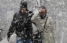 Başkent'te kar yağışına dikkat