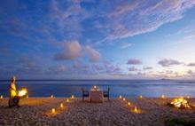İşte jet sosyetenin tercih ettiği tatil adası
