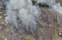 Meksika'da havai fişek faciası 31 ölü